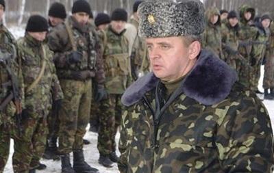 Українська армія не воює з регулярною армією РФ – начальник Генштабу