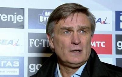 Тренер Торпедо: Український уряд заборонив Шахтарю грати з москвичами