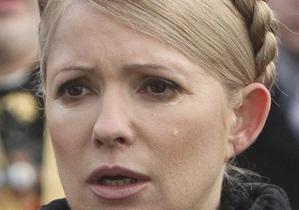 Лавринович заявил, что еще рано говорить об этапировании Тимошенко