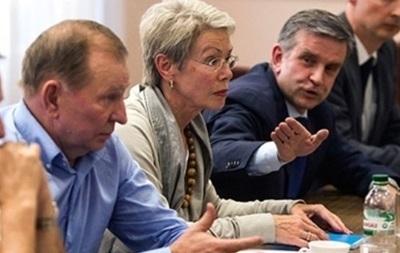 Контактная группа подготовила новый документ по Донбассу