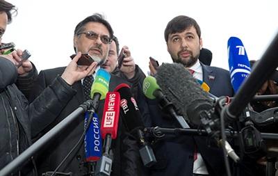 Все участники контактной группы по Донбассу прибыли в Минск