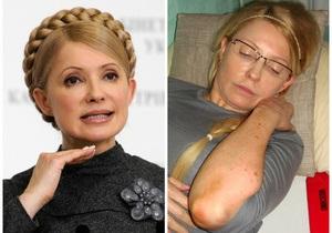 Тимошенко проголосовала