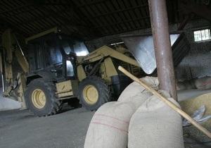 В Харьковской области ограбили тракторную бригаду