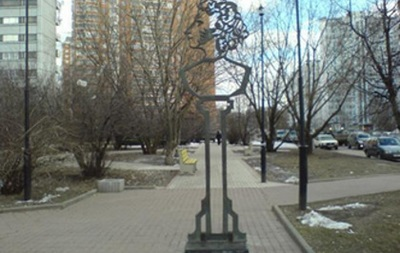 У Москві бюст Пушкіна вкрали на металобрухт