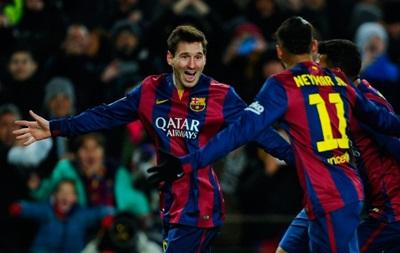 Барселона, двічі програючи по ходу матчу, обіграла Вільярреал