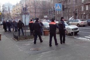 В Киеве работники ГАИ подняли бунт против увольнений
