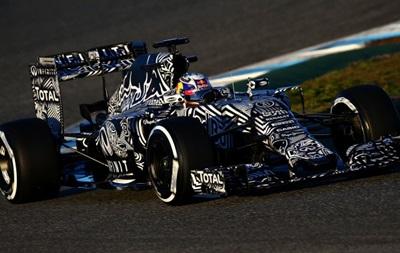 Команда Red Bull представила нову машину з вражаючим дизайном