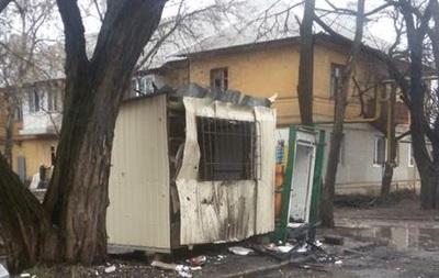 В Донецке снаряд упал возле станции переливания крови, есть жертвы