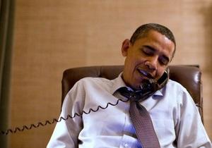 Белый дом сообщил, когда Обама поздравит Путина с победой на выборах