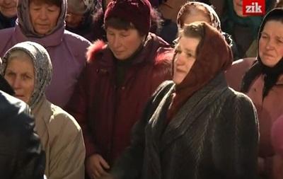 В Тернопольской области представителей военкомата не пустили в село