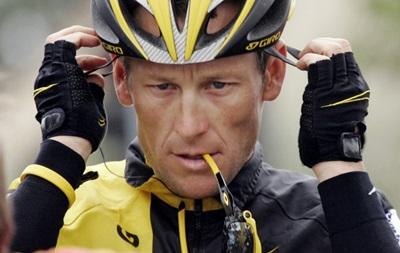 Ленс Армстронг став винуватцем ДТП і втік з місця аварії