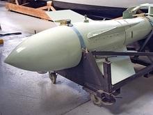 Немцы испытали бетонобойную авиабомбу