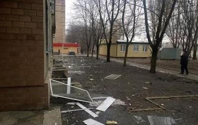 Обстрел больницы и детсада в Донецке расследуется как теракт