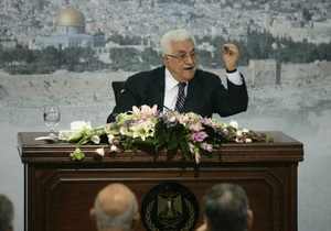 Палестина обратится в Генассамблею ООН, если США ветирует ее заявку в Совет Безопасности