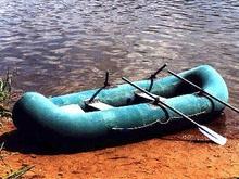 Турок-киприот пытался переплыть Ла-Манш на надувной лодке