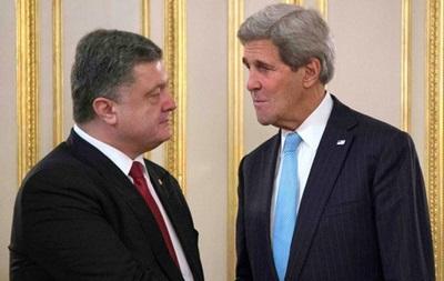 Візит Керрі в Україну: жорсткі вимоги до Кремля на тлі закликів до миру