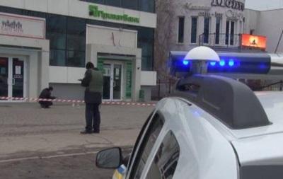 В Одесі знайшли вибухівку біля відділення Приватбанку