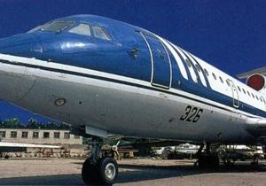 Ространснадзор запретил эксплуатацию восьми самолетов Як-42
