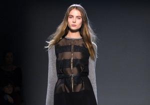 Фотогалерея: New York Fashion Week. Коллекции Victoria Beckham и Vera Wang