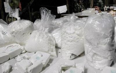 В Чили арестовали партию наркотиков весом 770 кг