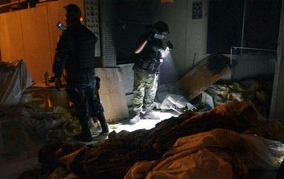 В заброшенном крематории в Мексике нашли десятки тел