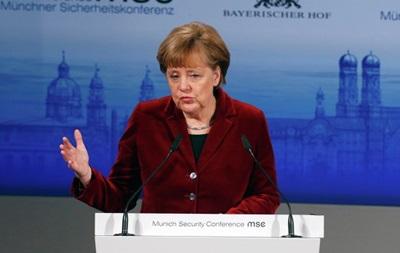 Меркель про переговори в Кремлі: Ми ще не знаємо, чи досягли успіху