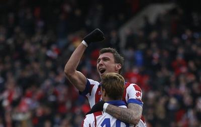 Фотогалерея: Як Атлетіко знищив Реал у мадридському дербі