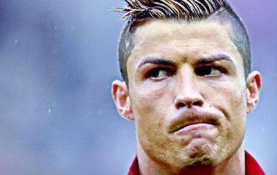 Роналду оскорбил журналиста после разгрома от Атлетико