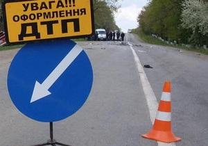 Вчера в результате ДТП в Одесской и Запорожской областях погибли восемь человек