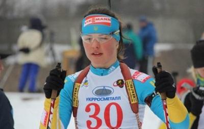 Бригинец стала 10-й в гонке преследования на этапе Кубка IBU в Словакии