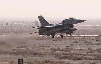 Йорданська авіація здійснила 56 рейдів з атаками позицій Ісламської держави