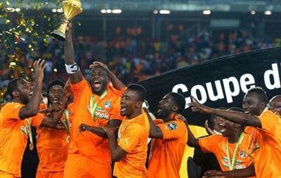 Кот-д Івуар - переможець Кубка африканських націй