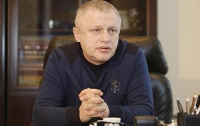 Суркіс задоволений тим, що Динамо взимку не продало жодного свого лідера