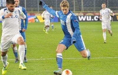 Молодий гравець Дніпра відповів на критику Маркевича