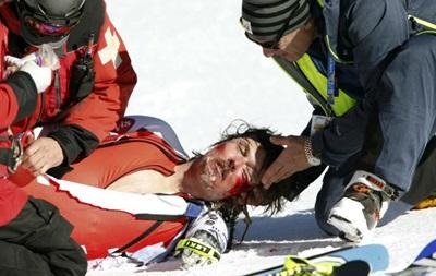 Чешский горнолыжник разбился на чемпионате мира в США