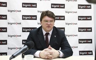 Жданов: Бюджет Міністерства молоді та спорту найменший з усіх міністерств