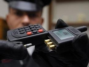 Итальянская полиция нашла у мафии телефон-пистолет