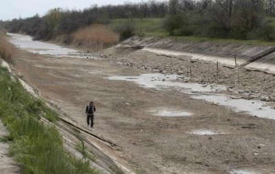 Кримським хімзаводам не вистачає технічної води