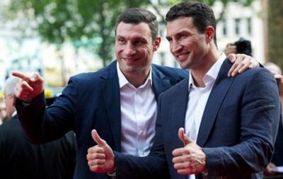 Володимир Кличко: Спаринги з братом були дуже емоційними