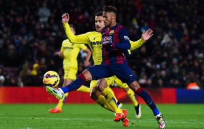 Барселона делает шаг к финалу Кубка Испании