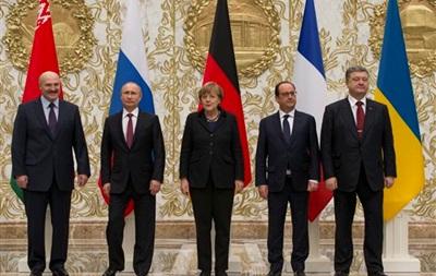 Участники переговоров в Минске смогут выступить лишь с заявлениями – СМИ