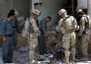 Группу американских солдат обвинили в убийстве мирных афганцев