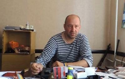 Комбат Айдара більше не заступник голови комітету ВР з нацбезпеки