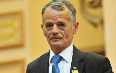 Московский суд оставил в силе запрет на въезд в Крым Джемилеву