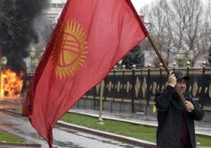 Кыргызстан закрыл границу с Казахстаном