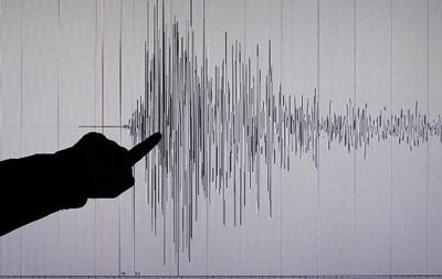 У берегов Тайваня произошло землетрясение магнитудой 5,9