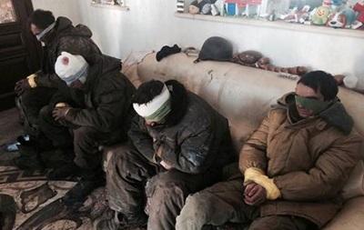 СБУ заявляє про затримання сепаратистів, які катували  кіборгів