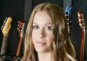 Певица Аланис Мориссетт стала мамой