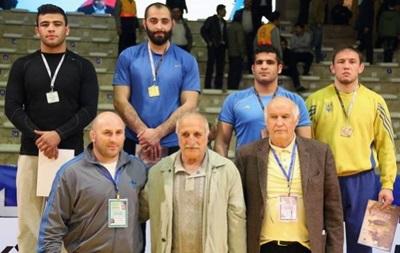 Украинские борцы завоевали пять медалей на престижном турнире