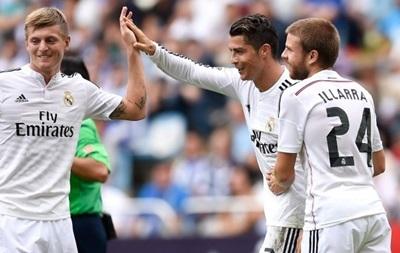 Реал Мадрид - Депортіво 2:0 Онлайн трансляція матчу чемпіонату Іспанії